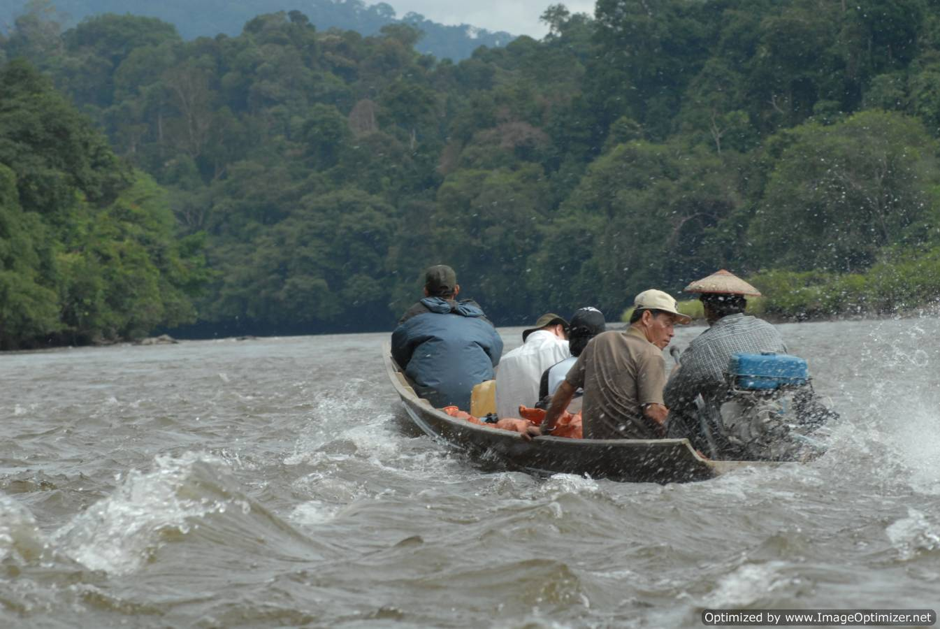 Kalimantan gateway to Tanjung Puting National Park Orang utans wild life safari tours and trekking expedition journeys.dive, duiken, trekking, trekken, Reissen, Reizen.