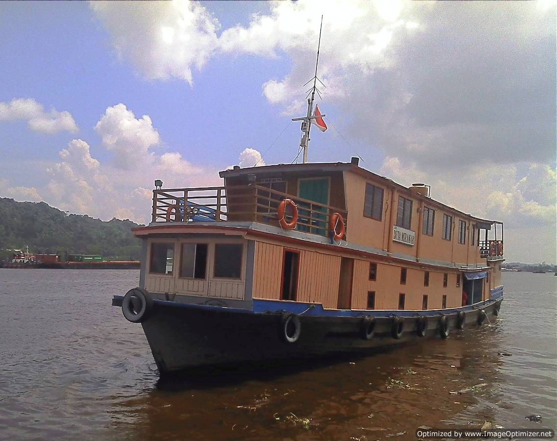 Mahakam River sail, cruise, tour trek, treip, dayak culture, wildlife, kalimantan, borneo, houseboat, forest, jungle, trek, trail, dolphin